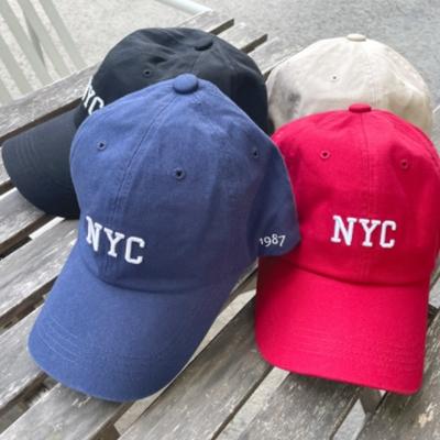 로저 NYC 볼캡